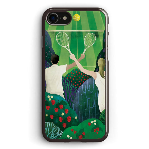 Tennis Apple iPhone 7 Case Cover ISVD729