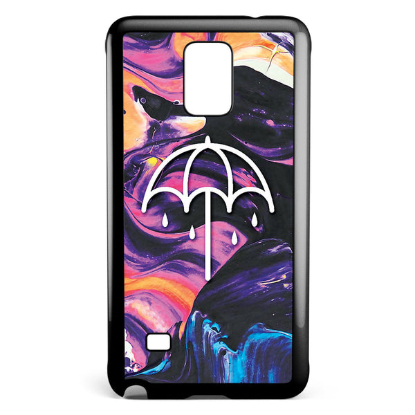 That's the Spirit Bring Me the Horizon Samsung Galaxy Note 4 Case Cover ISVA509
