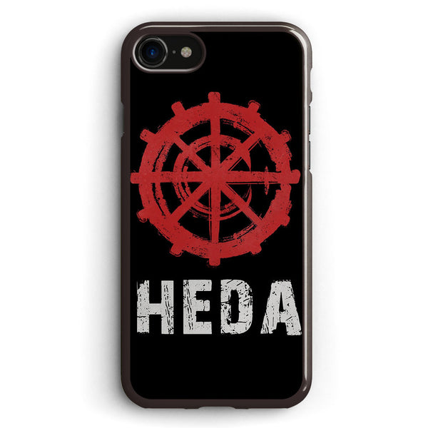 The 100 Heda Symbol [black] Apple iPhone 7 Case Cover ISVG820