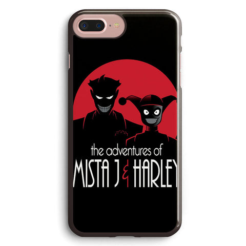 The Adventures of Mista J and Harley Apple iPhone 7 Plus Case Cover ISVD733