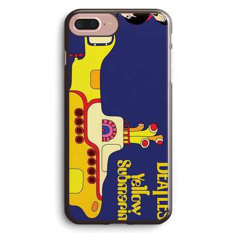 The Beatles Yellow Submarine Apple iPhone 7 Plus Case Cover ISVC496