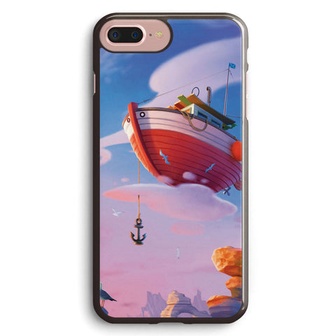 The Boat Apple iPhone 7 Plus Case Cover ISVE793
