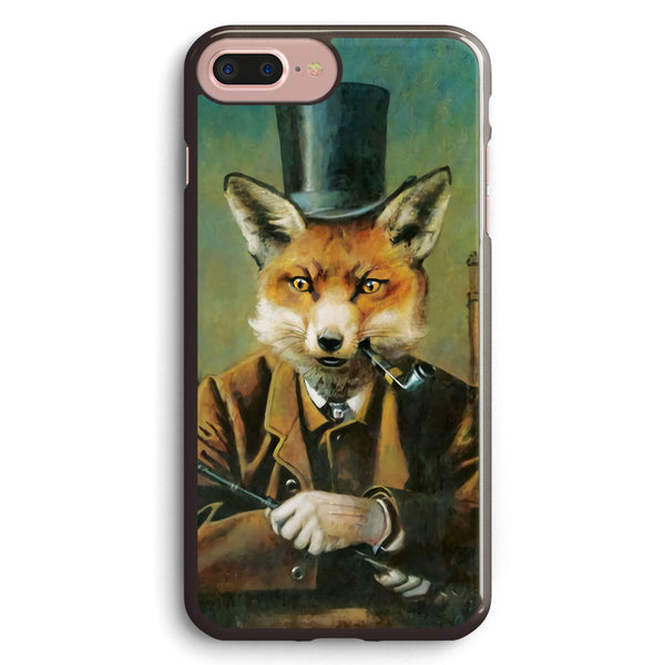 The Dapper Fox Apple iPhone 7 Plus Case Cover ISVD737