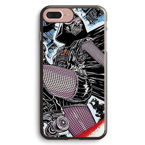 The Derby Strikes Back Apple iPhone 7 Plus Case Cover ISVE268