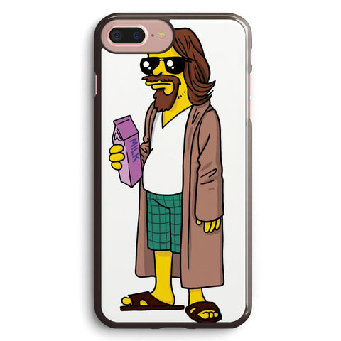 The Dude Apple iPhone 7 Plus Case Cover ISVE796