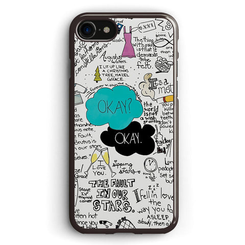 The Fault in Our Stars Original Artist Apple iPhone 7 Case Cover ISVI082