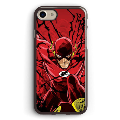 The Flash Apple iPhone 7 Case Cover ISVA446