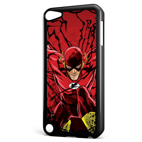 The Flash Apple iPod Touch 5 Case Cover ISVA446