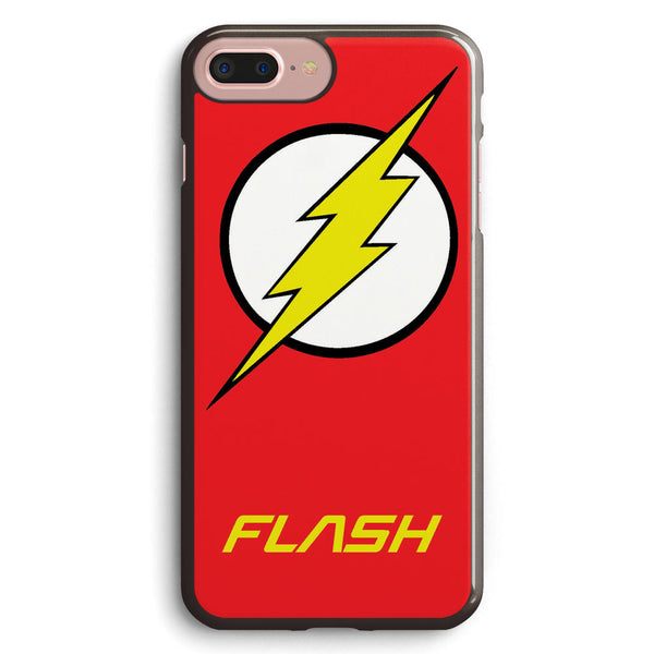 The Flash Logo Apple iPhone 7 Plus Case Cover ISVA117