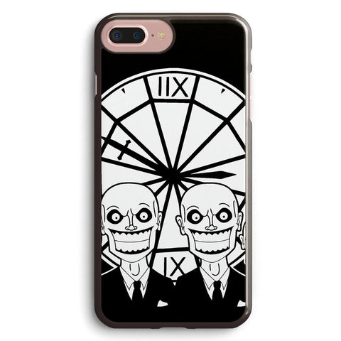 The Gentlemen Clocktower Apple iPhone 7 Plus Case Cover ISVB849