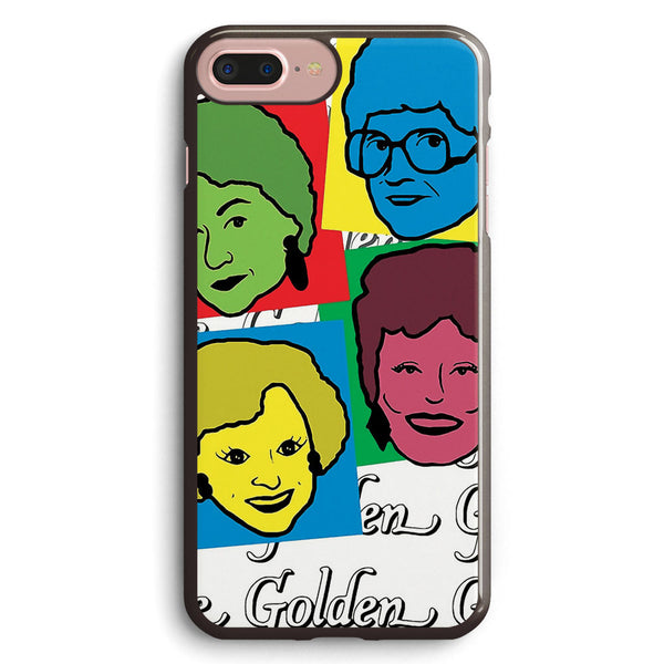 The Golden Girls Apple iPhone 7 Plus Case Cover ISVE803