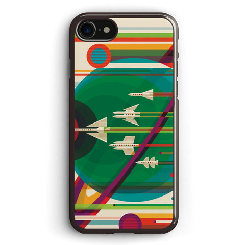 The Grand Tour Nasa Apple iPhone 7 Case Cover ISVE274