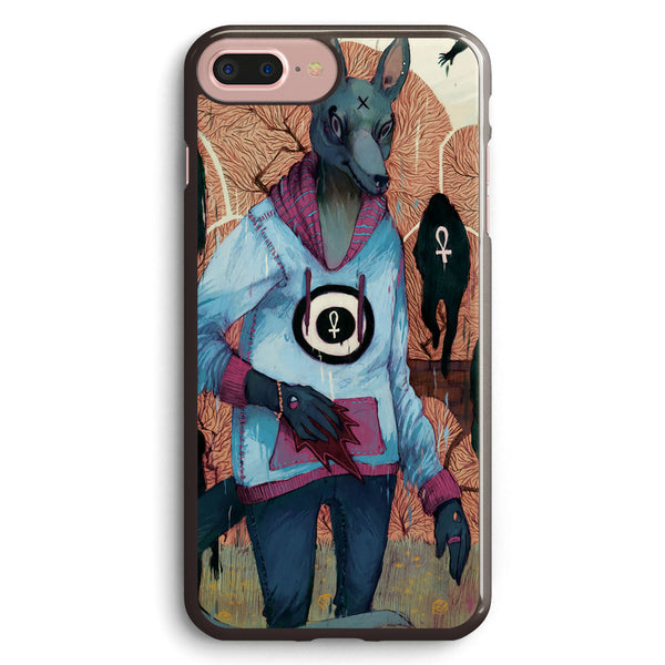 The Guide Apple iPhone 7 Plus Case Cover ISVD746