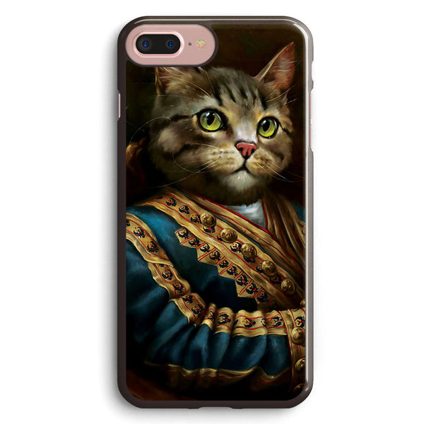 The Hermitage Court Outrunner Cat Apple iPhone 7 Plus Case Cover ISVB850