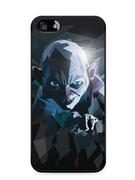 The Hobbit Gollum Apple iPhone SE / iPhone 5 / iPhone 5s Case Cover  ISVA629