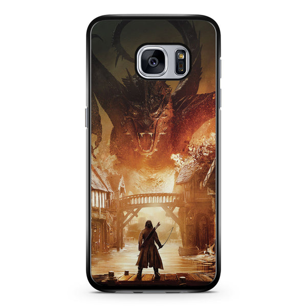 The Hobbit Poster Samsung Galaxy S7 Case Cover ISVA627