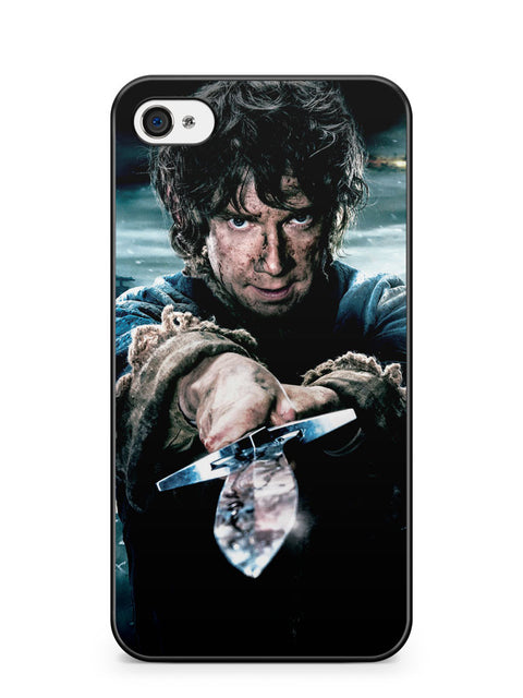 The Hobbit the Battle of the Five Armies Apple iPhone 4 / iPhone 4S Case Cover ISVA628