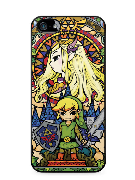 The Legend of Zelda the Wind Waker Apple iPhone SE / iPhone 5 / iPhone 5s Case Cover  ISVA150