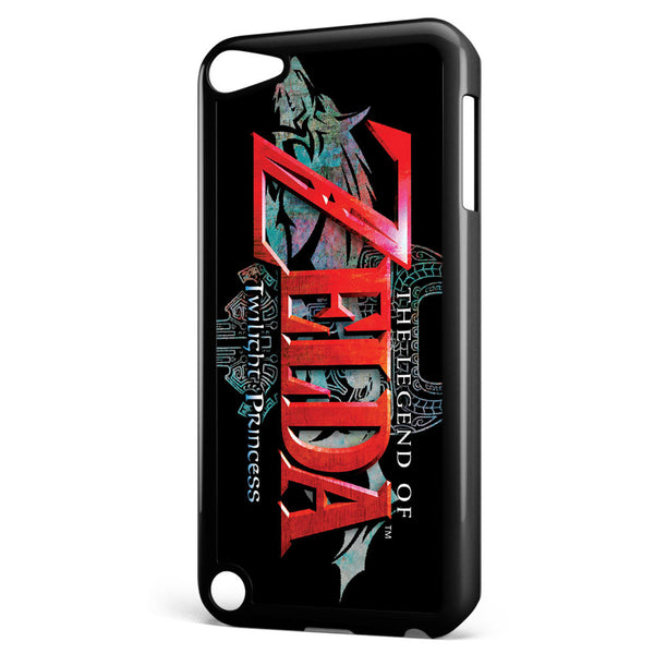 The Legend of Zelda Twilight Princess Apple iPod Touch 5 Case Cover ISVA365