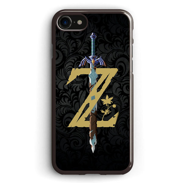 The Legend of Zelda Breath of the Wild Z Logo Apple iPhone 7 Case Cover ISVI087