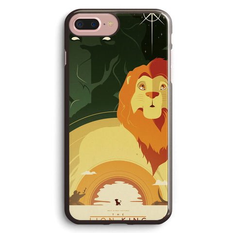 The Lion King Character Collage Apple iPhone 7 Plus Case Cover ISVD103