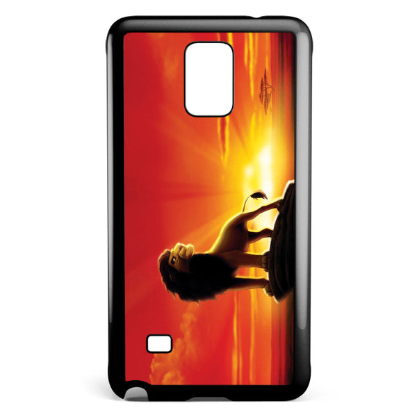 The Lion King Samsung Galaxy Note 4 Case Cover ISVA067