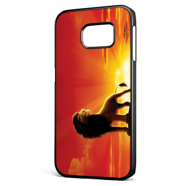 The Lion King Samsung Galaxy S6 Edge Case Cover ISVA067