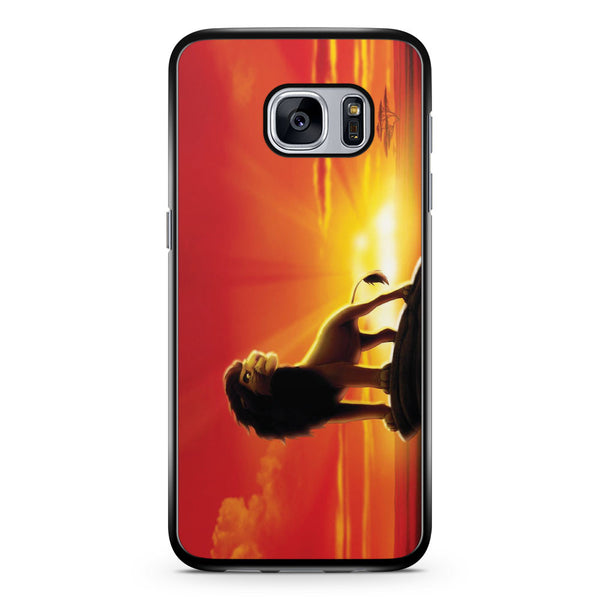 The Lion King Samsung Galaxy S7 Case Cover ISVA067