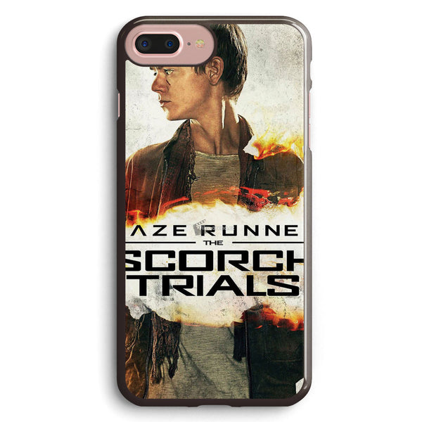 The Maze Runner the Scorch Trials Newt Apple iPhone 7 Plus Case Cover ISVB266