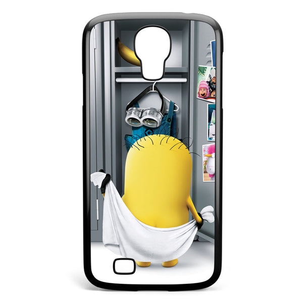 The Naked Minions Samsung Galaxy S4 Case Cover ISVA549