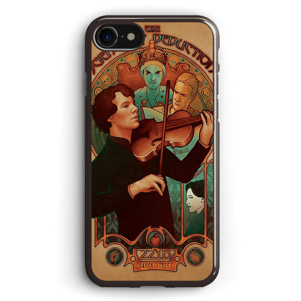 The Science of Deduction Apple iPhone 7 Case Cover ISVG837