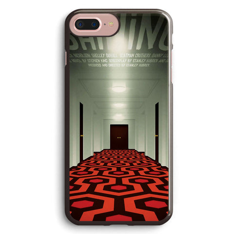 The Shining Alternative Movie Poster Apple iPhone 7 Plus Case Cover ISVF496