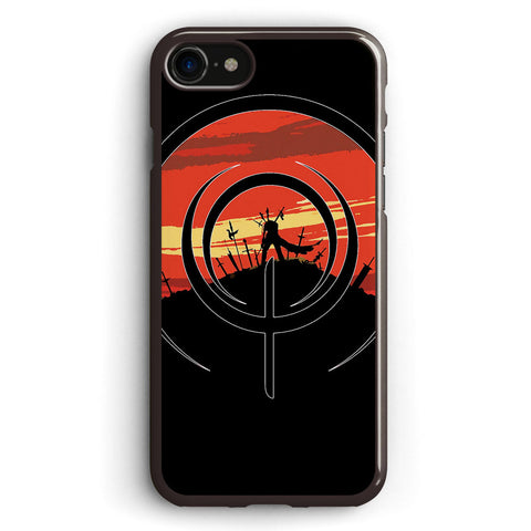 The Unlimited Bladeworks Apple iPhone 7 Case Cover ISVI095