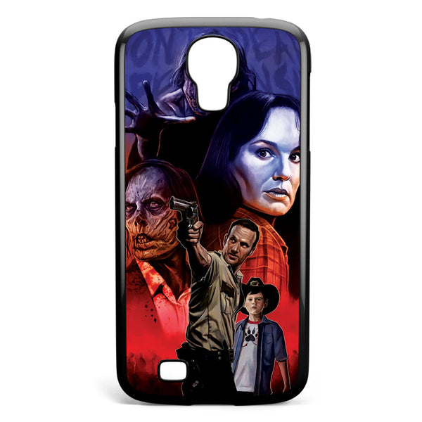The Walking Dead Artwork Samsung Galaxy S4 Case Cover ISVA630
