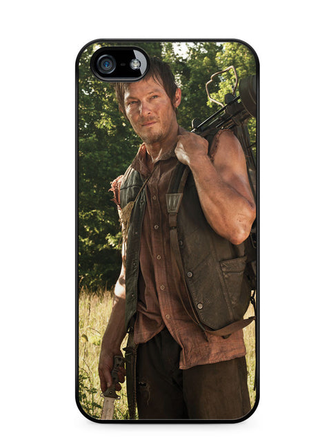 The Walking Dead Norman Reedus Apple iPhone 5c Case Cover ISVA631