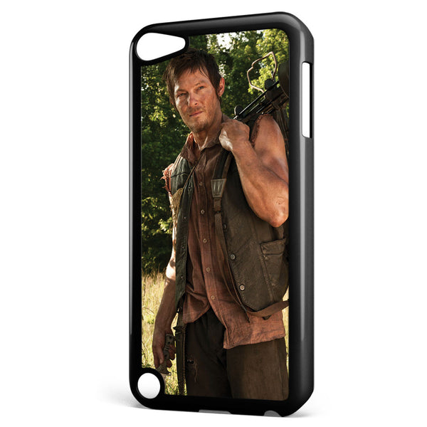 The Walking Dead Norman Reedus Apple iPod Touch 5 Case Cover ISVA631