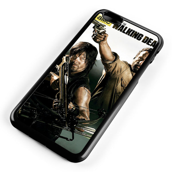 The Walking Dead Style Cool Art Apple iPhone 6 Plus / iPhone 6s Plus ISVA640