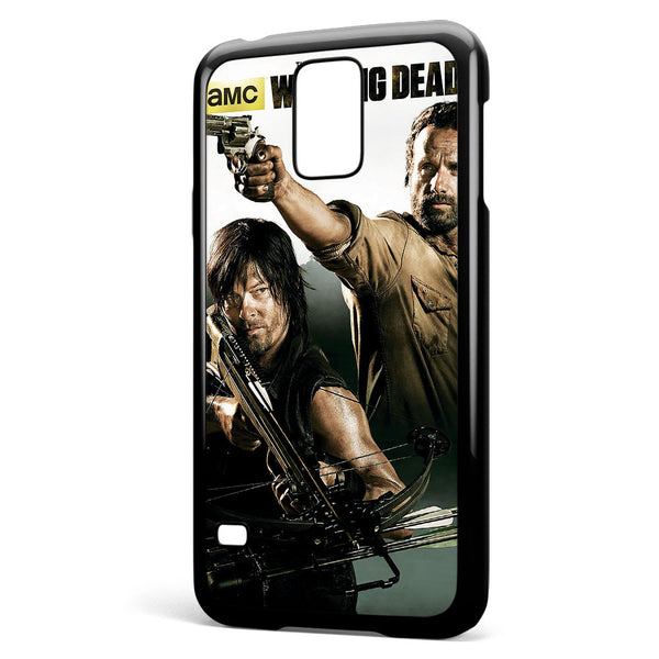 The Walking Dead Style Cool Art Samsung Galaxy S5 Case Cover ISVA640