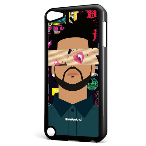 The Weeknd Cover Album Apple iPod Touch 5 Case Cover ISVA634
