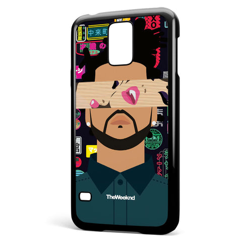 The Weeknd Cover Album Samsung Galaxy S5 Case Cover ISVA634
