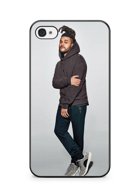 The Weeknd Photoshoot Apple iPhone 4 / iPhone 4S Case Cover ISVA632