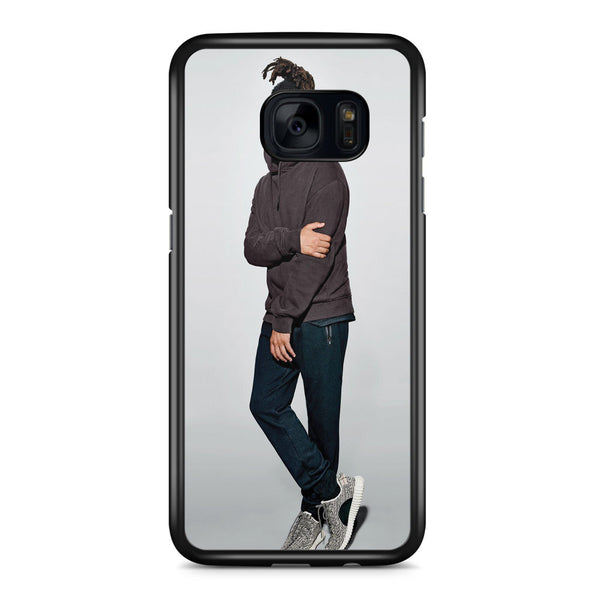 The Weeknd Photoshoot Samsung Galaxy S7 Edge Case Cover ISVA632