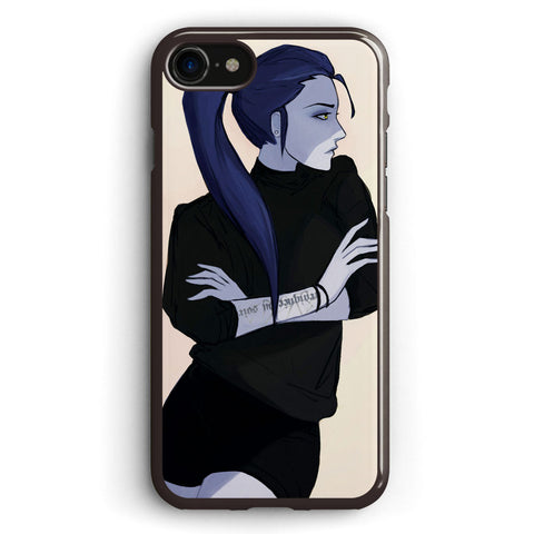 The Widow Apple iPhone 7 Case Cover ISVI098