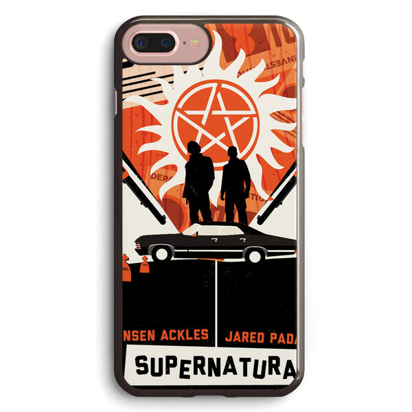 The Two of Us Against the World Supernatural Apple iPhone 7 Plus Case Cover ISVH631