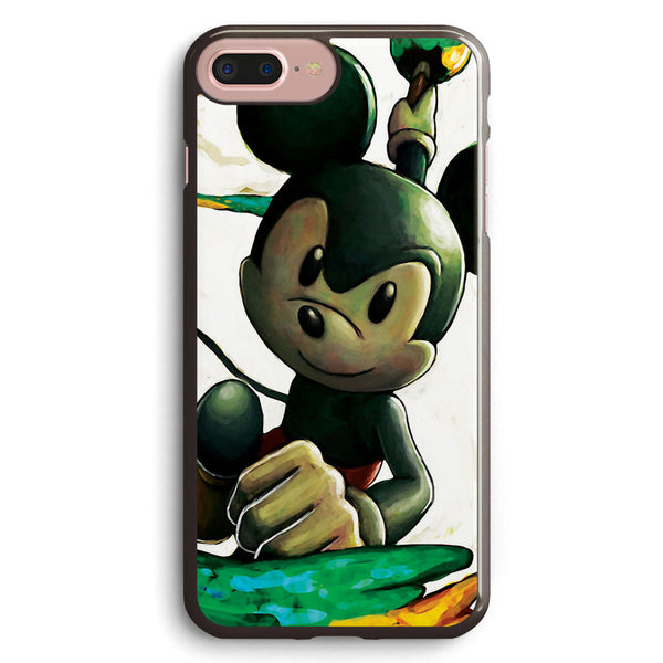 This Artwork Was Painted by Mickey Apple iPhone 7 Plus Case Cover ISVB864