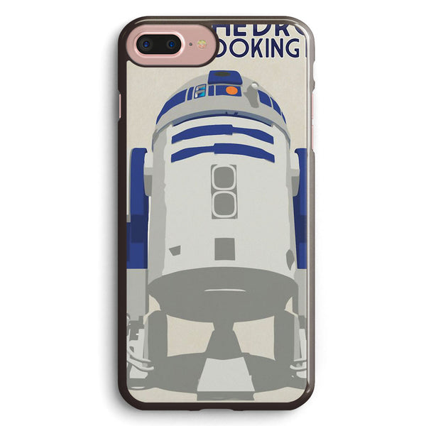 This is the Droid Apple iPhone 7 Plus Case Cover ISVB271