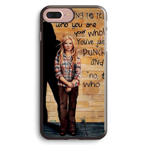 This is Who I Am Apple iPhone 7 Plus Case Cover ISVC517