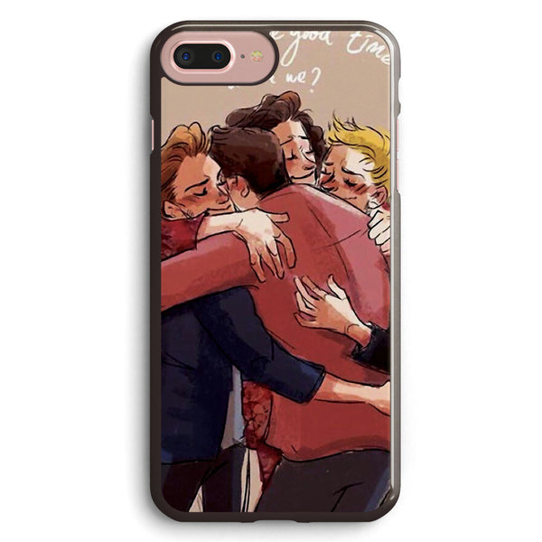 This is Not the End Apple iPhone 7 Plus Case Cover ISVE815