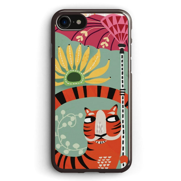 Tiger Garden Apple iPhone 7 Case Cover ISVF507