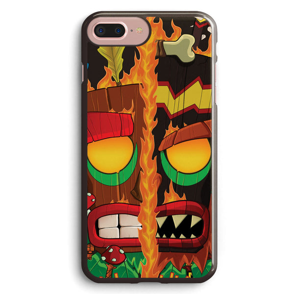 Tiki Apple iPhone 7 Plus Case Cover ISVB866